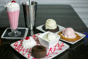 Milkshake and Desserts